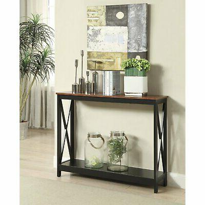 Convenience Concepts Rectangle Console Table