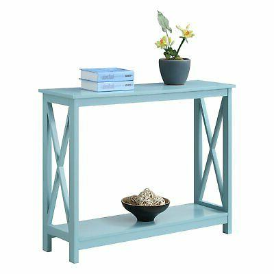 Convenience Concepts Oxford Rectangle Console