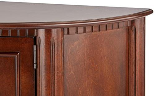 Entry Table Brown