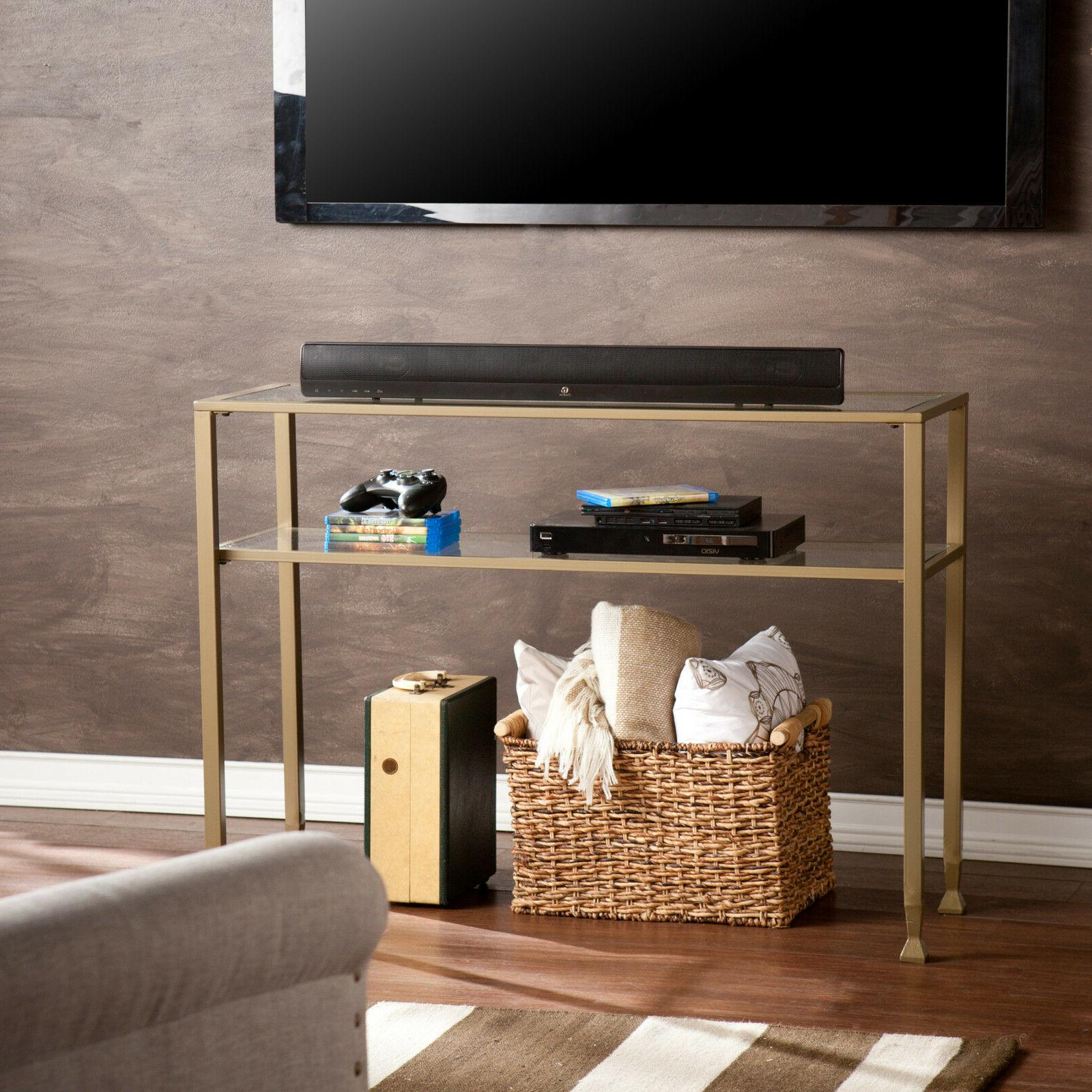 JST37573 METAL / CONSOLE TABLE