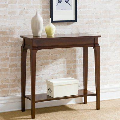 Leick Furniture Stratus Hall Stand Console Table