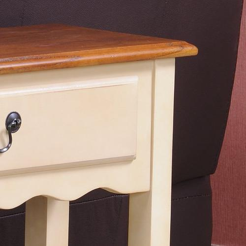 Leick Table, Ivory