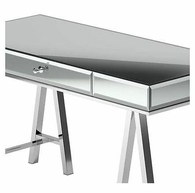 Mirrored Console Writing Furniture Bedroom Vanity