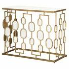 Signature Design by Ashley Majaci 36 in. Mirrored Console Ta