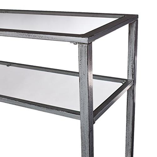 Southern Console Table, Frame Finish
