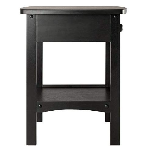 Winsome Wood Accent Table,