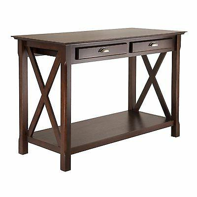 Xola Console Table with 2 Drawers-Winsome 40544 NEW