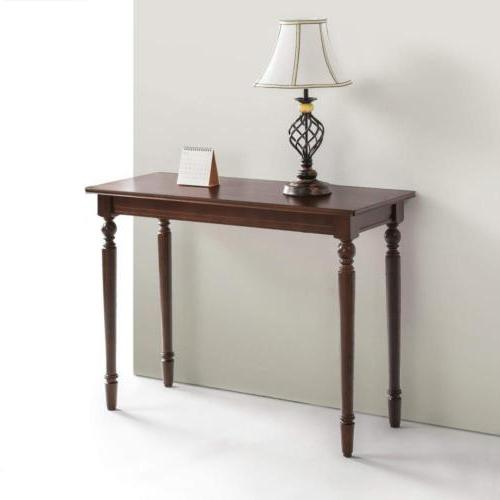 Zinus Bordeaux Wood Console Table/Entryway / Table