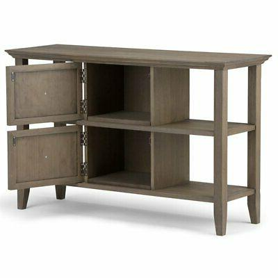 Simpli Home Console Table in