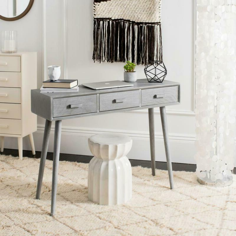 Albus 3-Drawer Console Table