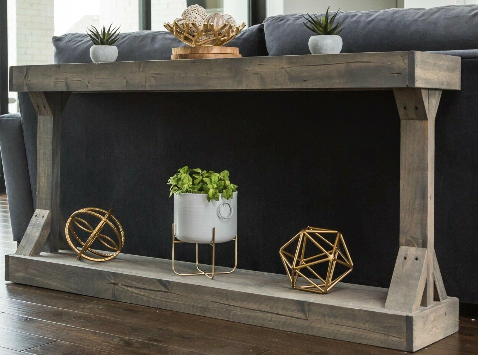 Barb Console Solid by Hutson Designs,