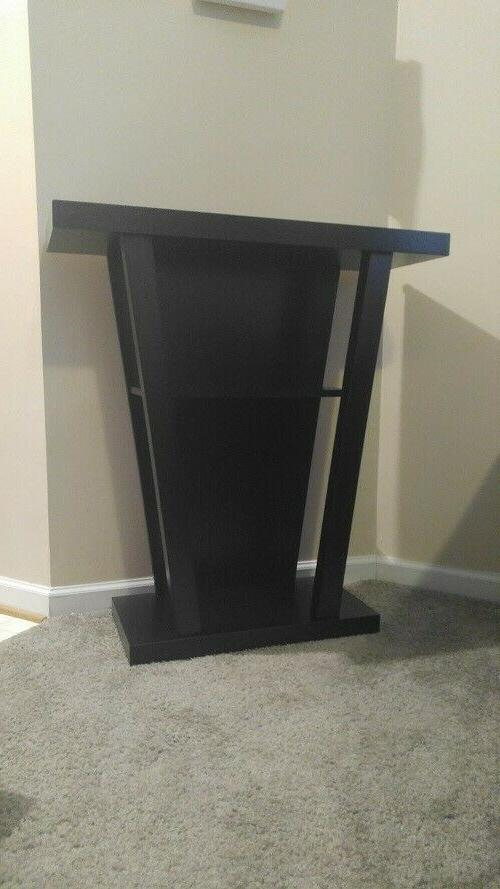 Black Entryway Furniture Accent Sofa