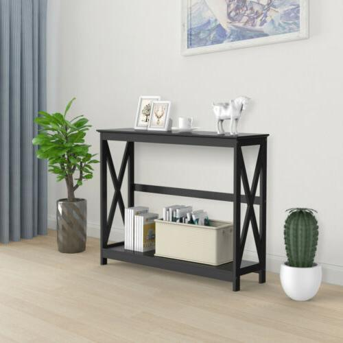 Console Table Side Stand Sofa Hall