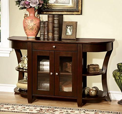 cartwright transitional console table