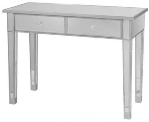 CM9163R Mirage Mirrored Console Table