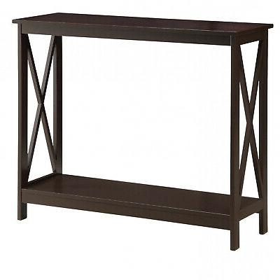 Console Accent Side End Stand Hallway Modern Display
