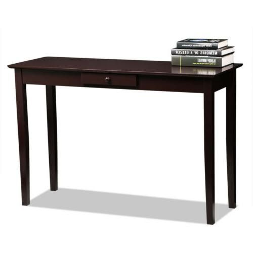 Console Entryway Desk End Side Living with Drawer