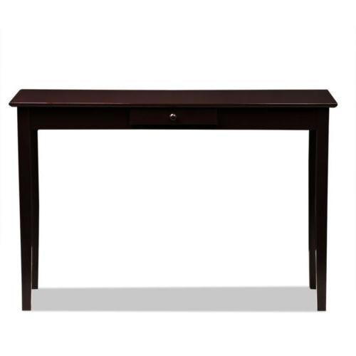 Console Table Entry Entryway Desk Hall Accent Stand w/ Drawer
