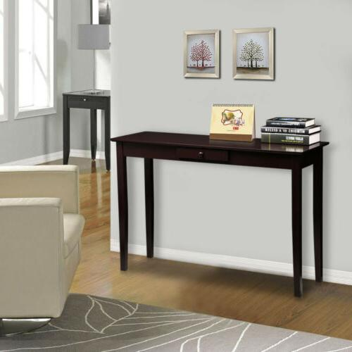Console Table Entryway Hall Drawer