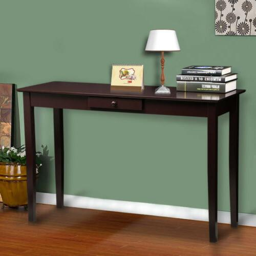 console table entry hallway entryway desk end