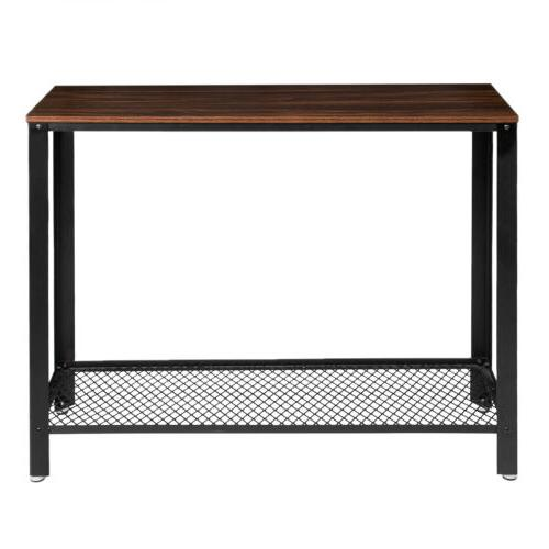 Console Entryway Side Table with Wood New