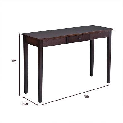 Console Table Entryway Table Drawer New