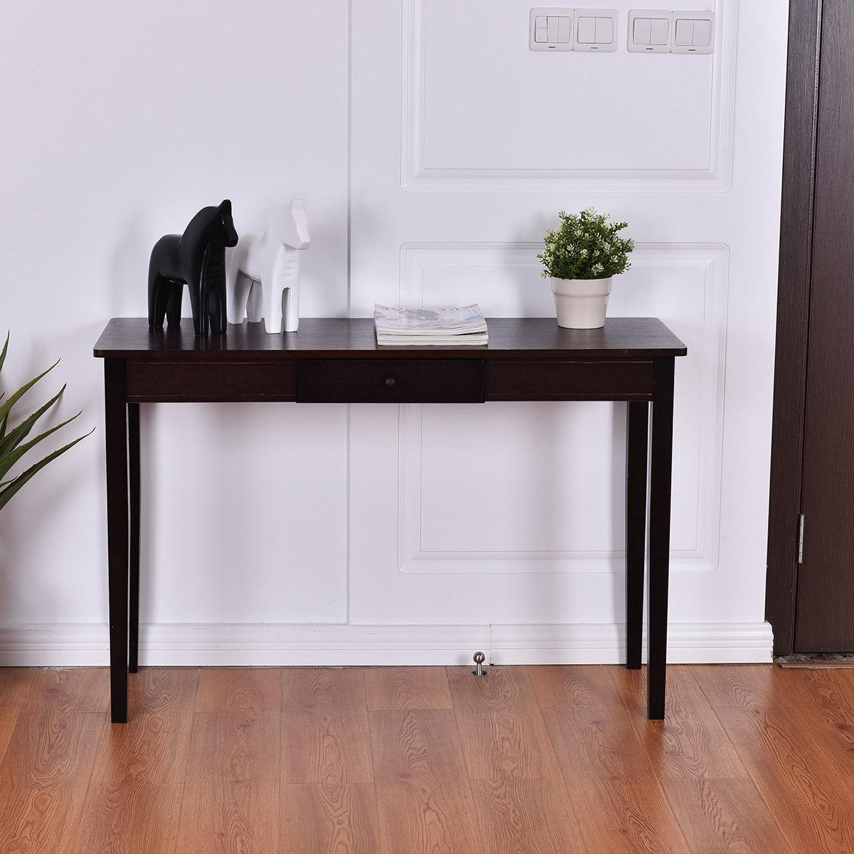 Console Table Hallway Entryway Accent Table