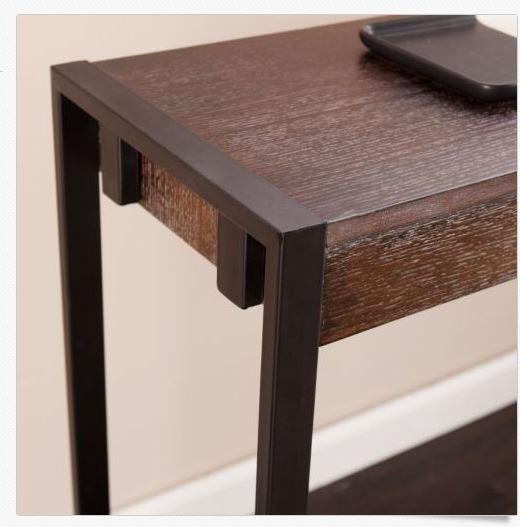 Console Table Living Slim Sofa Accent