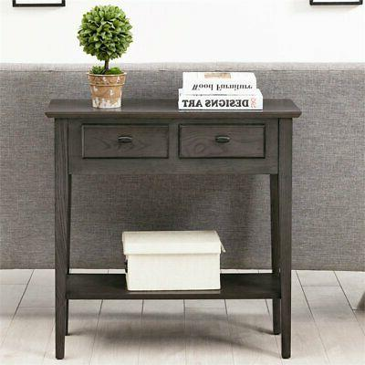 Bowery Hill Console Table in