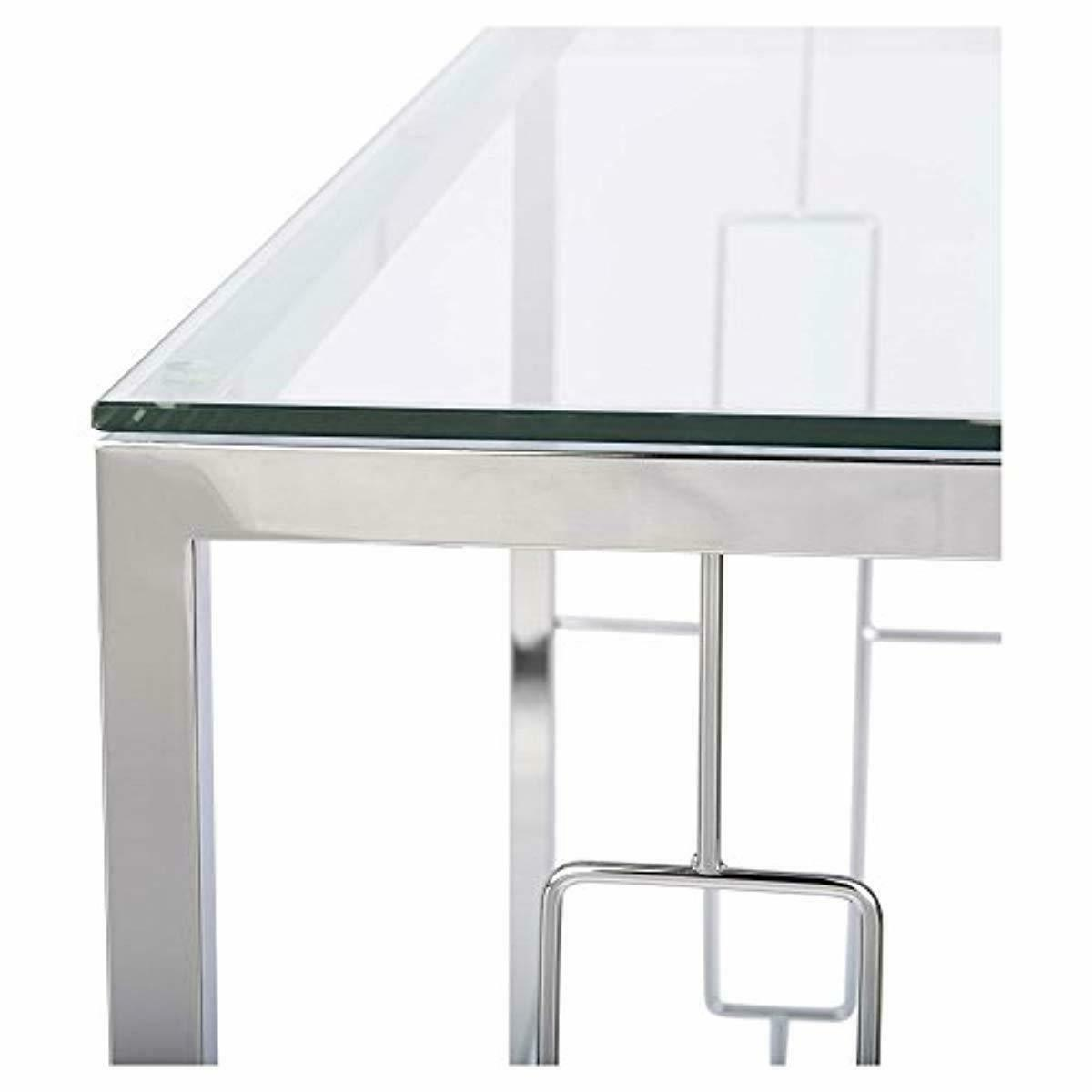 Console Table Side Living Room Shelf New