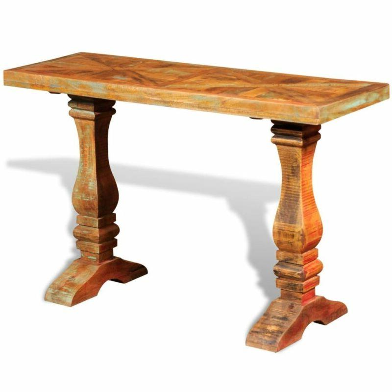 Console Table Wood table Rustic
