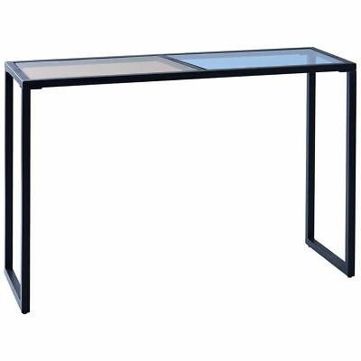 Console Tempered Top Entryway Home Furniture