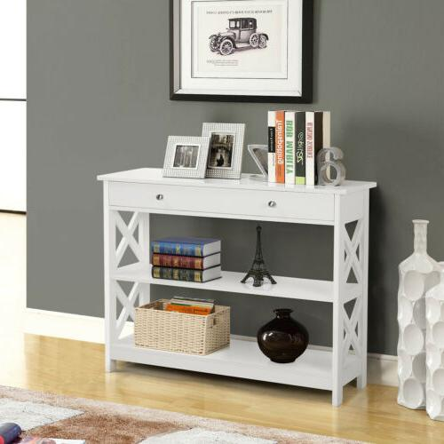 Console Table Drawer for