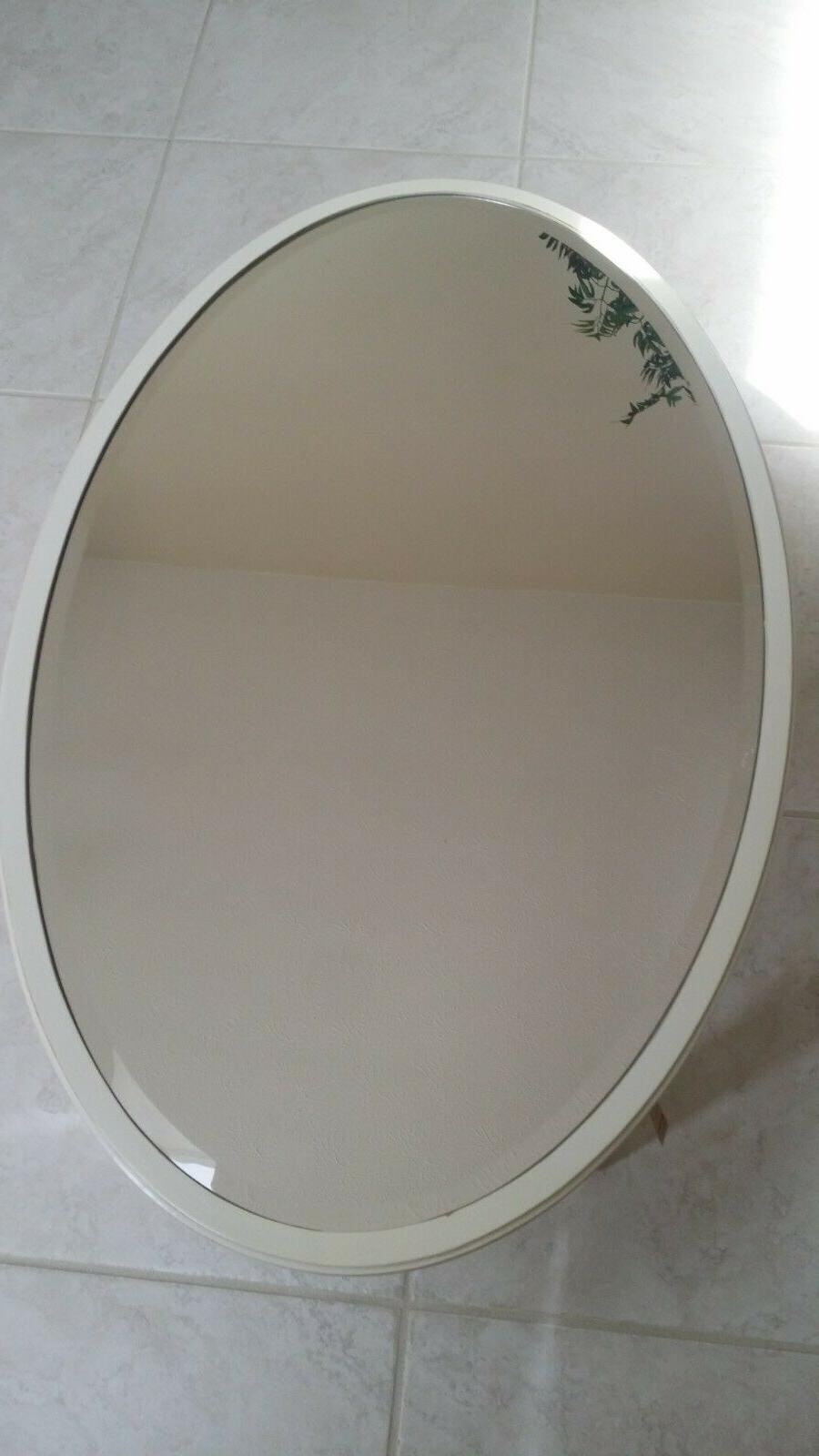**Pier 1** WHITE MIRRORED SOFA