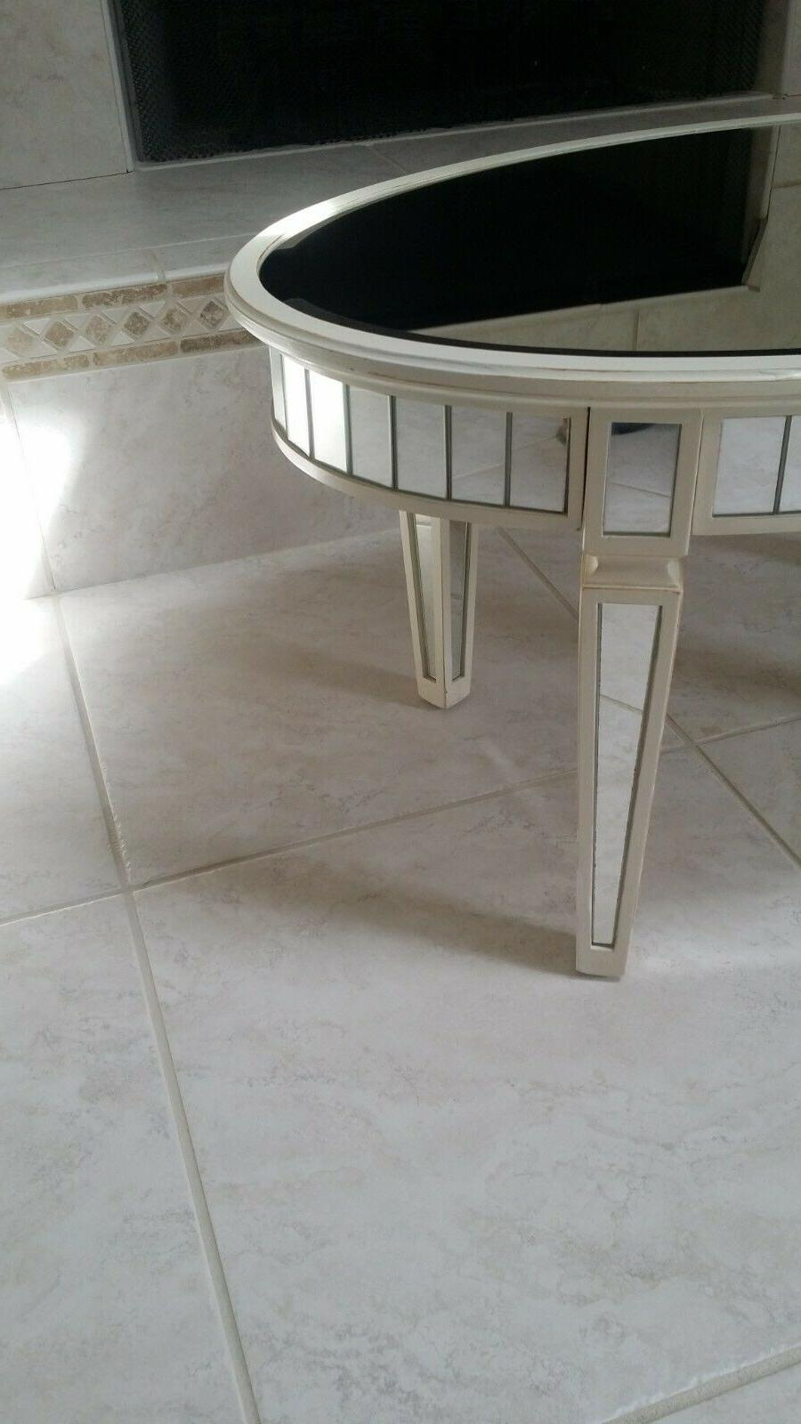 **Pier MIRRORED COFFEE TABLE &