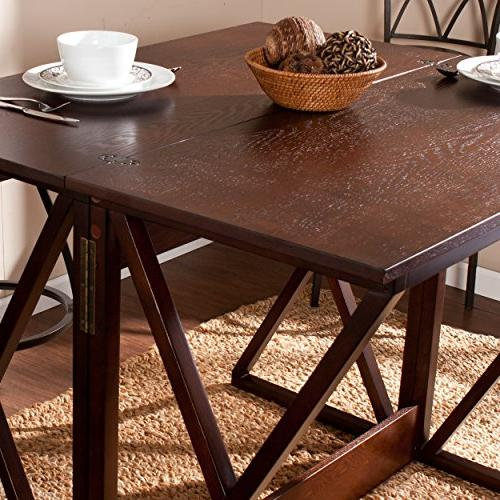 """Southern Derby Console Dining Counter Table 37"""","""