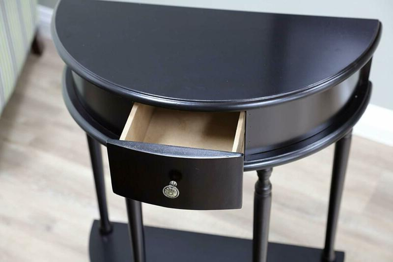 Frenchi Table/Side Table, Finish