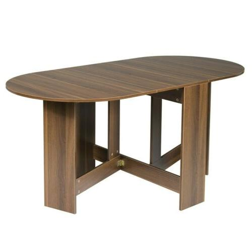 Folding Table Console