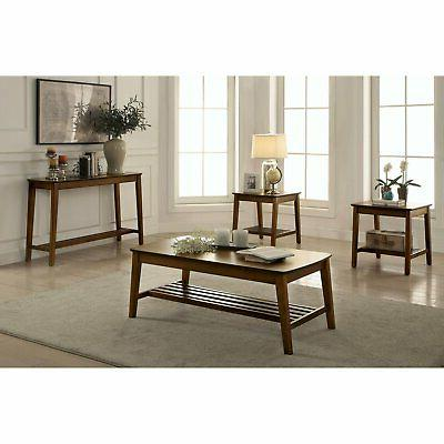 Furniture Mission Style Console Table