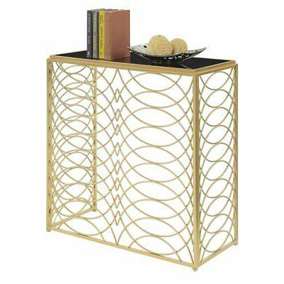 gold coast tranquility console table