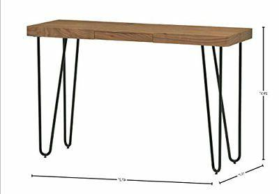 Rivet Hairpin Table,