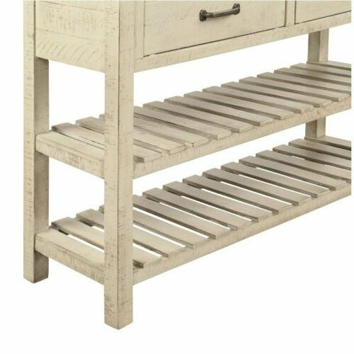 Console Drawers Entryway