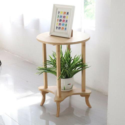 Heavy Bamboo Table Stand