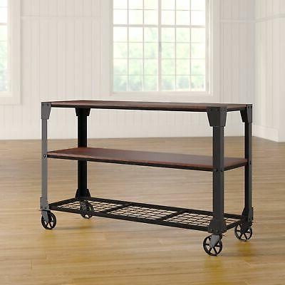 Hobart Truly modern Table Solid/Manufactured New