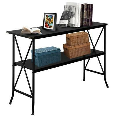 Home Console Table Entryway Sofa Accent Living