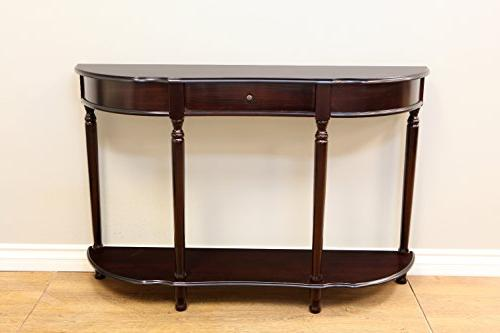 Home Console Table with