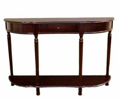home craft console sofa table