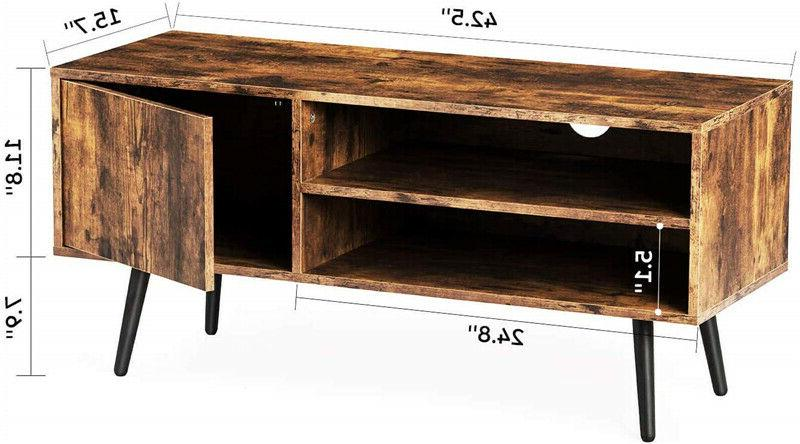 Home TV Console Table Tier Furniture
