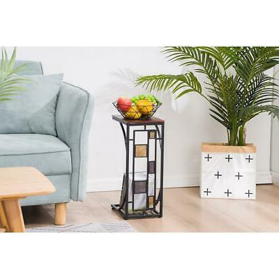 Hot 2 Tray Side Couch Room Console Stand End TV Lap