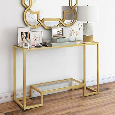 Hudson & Console Table